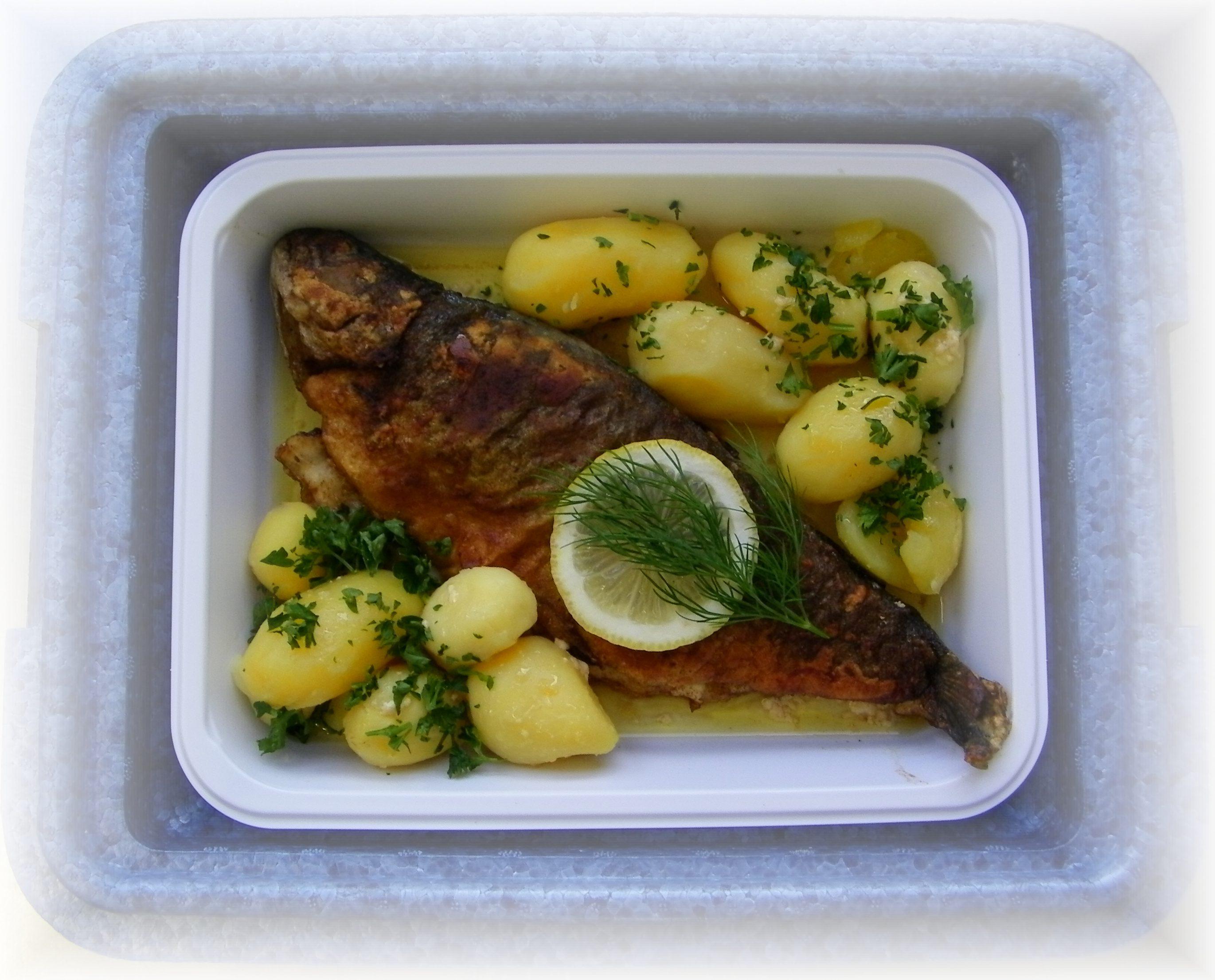 Menüangebot Essen auf Rädern | Stadtküche Luckenwalde